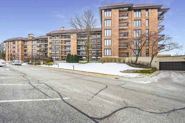3801 Mission Hills Road E309, Northbrook, IL 60062 (MLS #10736252) :: Helen Oliveri Real Estate