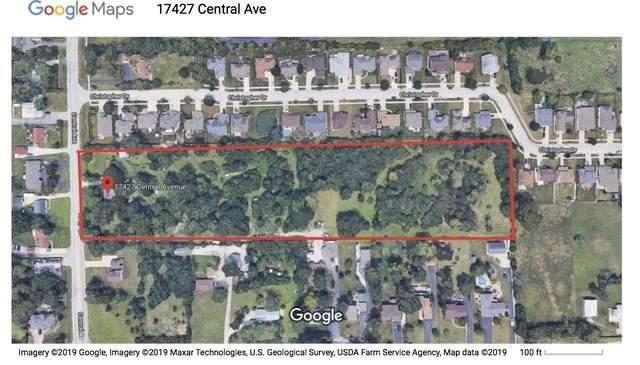 17429 S Central Avenue, Tinley Park, IL 60477 (MLS #10736274) :: Helen Oliveri Real Estate