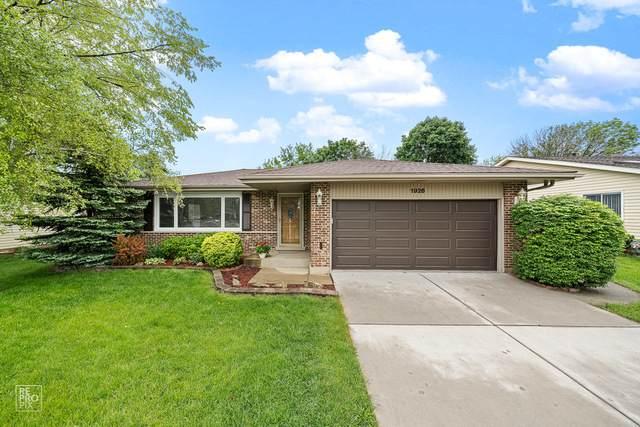 1926 Trail Ridge Street, Arlington Heights, IL 60004 (MLS #10736280) :: Helen Oliveri Real Estate