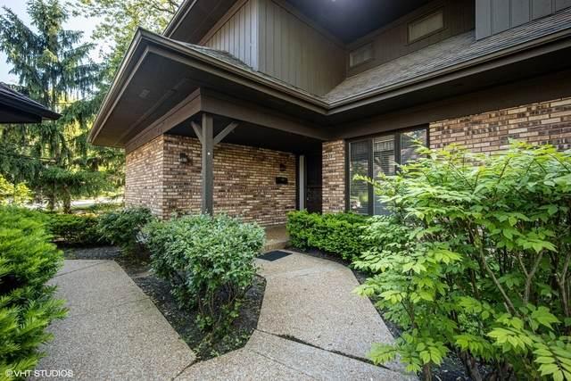 3811 Mission Hills Road 1A, Northbrook, IL 60062 (MLS #10736286) :: Helen Oliveri Real Estate