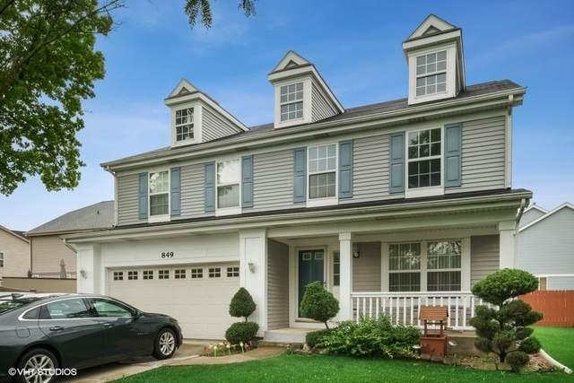 849 Plentywood Lane, Bensenville, IL 60106 (MLS #10736294) :: BN Homes Group