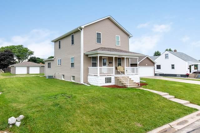 1607 N Highland Avenue, Crest Hill, IL 60403 (MLS #10736302) :: Ani Real Estate