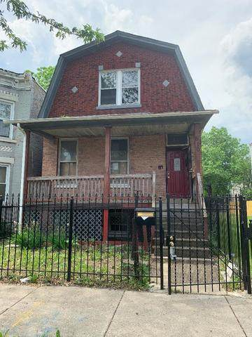 610 N Troy Street, Chicago, IL 60612 (MLS #10736322) :: Property Consultants Realty