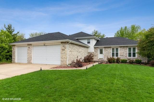 9440 Peacock Lane, Tinley Park, IL 60487 (MLS #10736338) :: John Lyons Real Estate