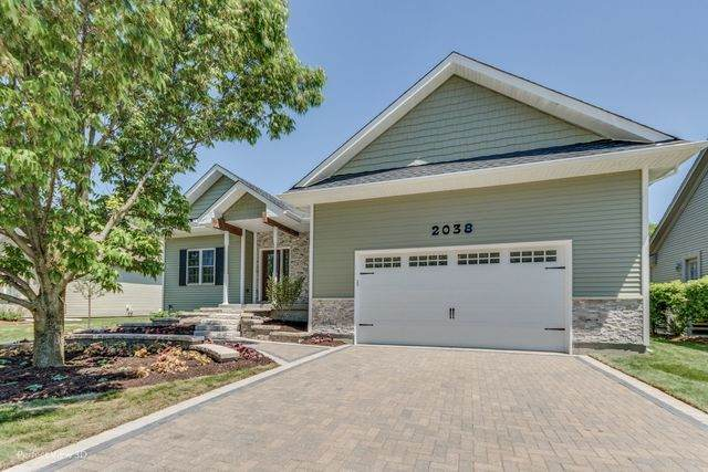 2038 Clearwater Way, Elgin, IL 60123 (MLS #10736342) :: Ani Real Estate
