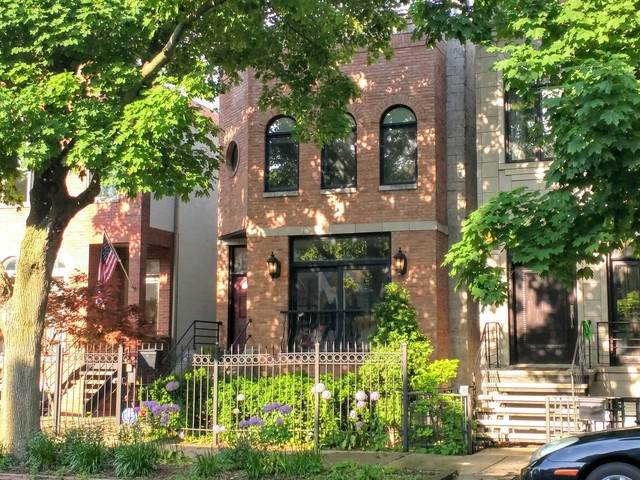 1939 N Wood Street, Chicago, IL 60622 (MLS #10736384) :: The Mattz Mega Group