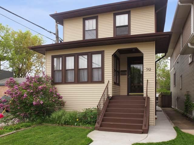 512 Clarence Avenue, Oak Park, IL 60304 (MLS #10736393) :: Ryan Dallas Real Estate