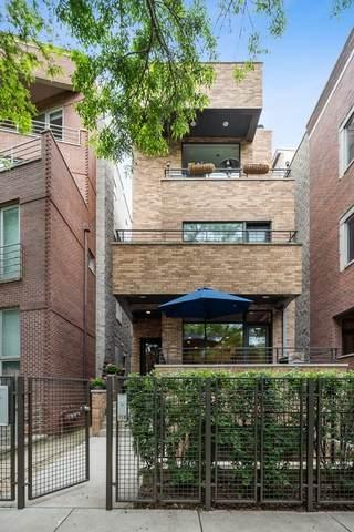 1039 N Winchester Avenue #1, Chicago, IL 60622 (MLS #10736399) :: Ani Real Estate