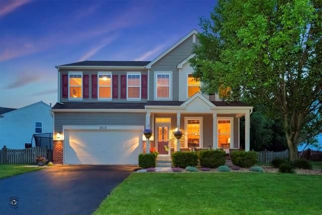 2712 Misty Brook Lane, Joliet, IL 60432 (MLS #10736401) :: Ani Real Estate