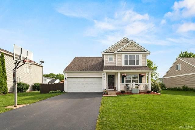 1248 Yellowpine Drive, Aurora, IL 60506 (MLS #10736426) :: Ani Real Estate