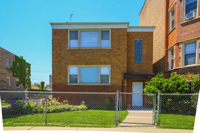8108 S Justine Street, Chicago, IL 60620 (MLS #10736437) :: Ani Real Estate
