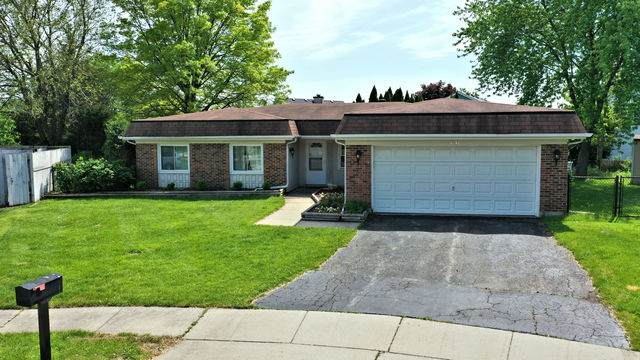 1141 Woodhollow Court, Hoffman Estates, IL 60192 (MLS #10736501) :: Property Consultants Realty