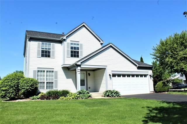 6056 Par Court, Gurnee, IL 60031 (MLS #10736512) :: Ryan Dallas Real Estate