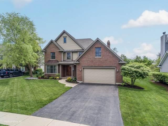1247 Vineyard Drive, Gurnee, IL 60031 (MLS #10736524) :: Ryan Dallas Real Estate