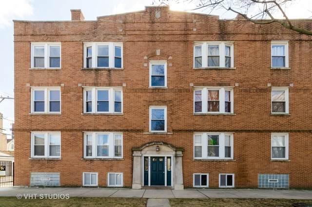 3017 W Cullom Avenue #2, Chicago, IL 60618 (MLS #10736665) :: Ryan Dallas Real Estate