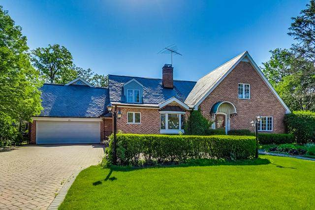 201 Linden Street, Winnetka, IL 60093 (MLS #10736717) :: Helen Oliveri Real Estate