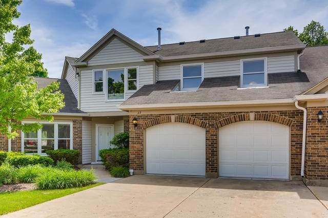 23 Willow Parkway, Buffalo Grove, IL 60089 (MLS #10736756) :: Property Consultants Realty
