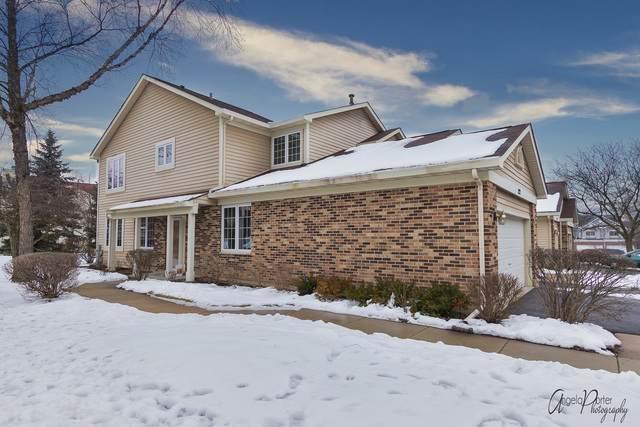 1227 S Parkside Drive, Palatine, IL 60067 (MLS #10736910) :: Ani Real Estate