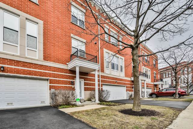 2668 W Dakin Street, Chicago, IL 60618 (MLS #10736918) :: Ryan Dallas Real Estate
