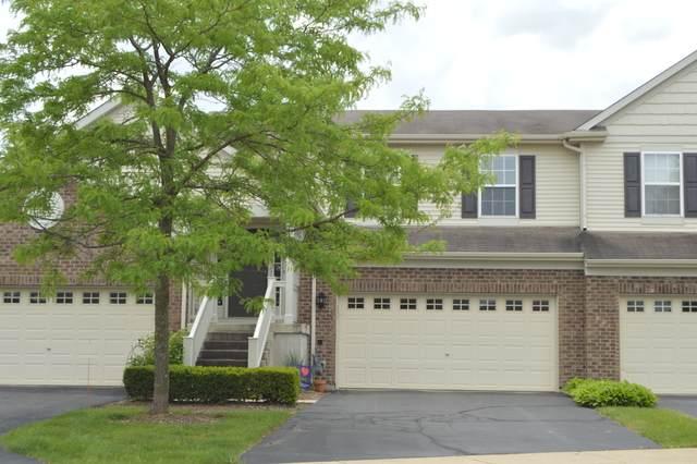 2623 Loren Lane #2623, Algonquin, IL 60102 (MLS #10736924) :: John Lyons Real Estate