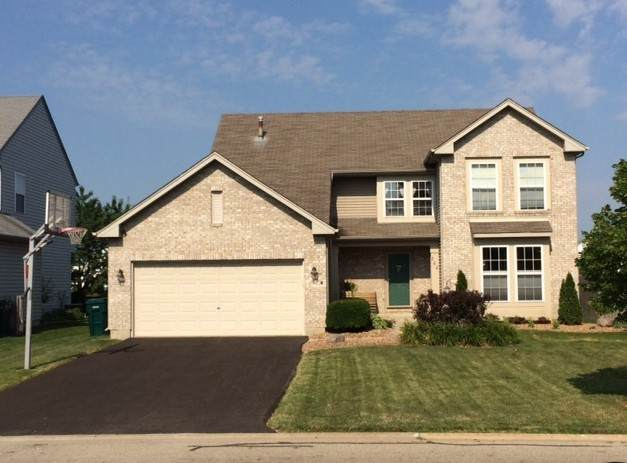 202 Stillwater Drive, Hainesville, IL 60030 (MLS #10736932) :: Helen Oliveri Real Estate