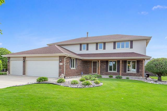 11901 S Pinecreek Drive, Orland Park, IL 60467 (MLS #10736963) :: O'Neil Property Group