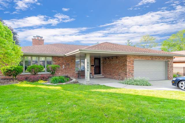 8854 Hillside Drive, Hickory Hills, IL 60457 (MLS #10736997) :: Property Consultants Realty