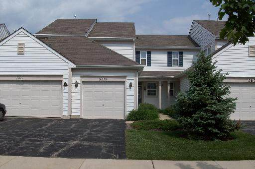 2819 Vernal Lane, Naperville, IL 60564 (MLS #10737017) :: Property Consultants Realty