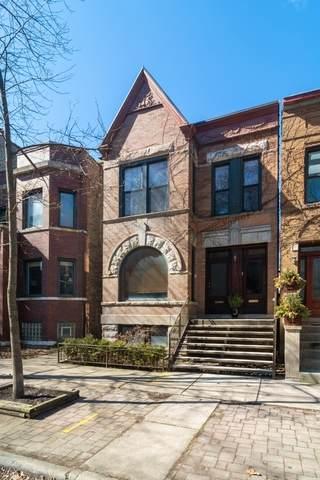 3816 N Kenmore Avenue, Chicago, IL 60613 (MLS #10737066) :: Helen Oliveri Real Estate
