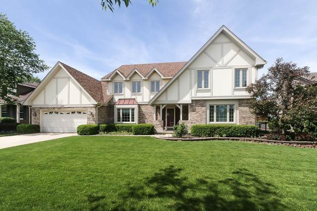 1520 Brittany Lane, Hoffman Estates, IL 60192 (MLS #10737123) :: Property Consultants Realty