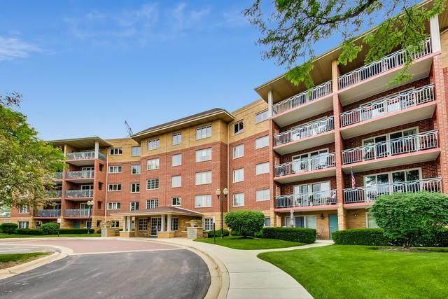 720 Creekside Drive #101, Mount Prospect, IL 60056 (MLS #10737140) :: Knott's Real Estate Team