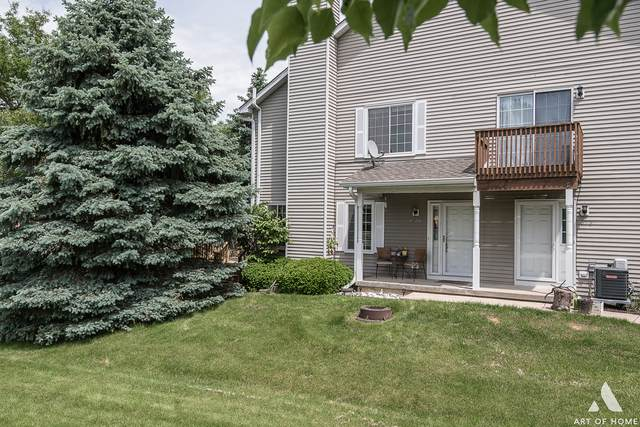 1824 Bridle Post Drive 1-C, Aurora, IL 60506 (MLS #10737164) :: Property Consultants Realty