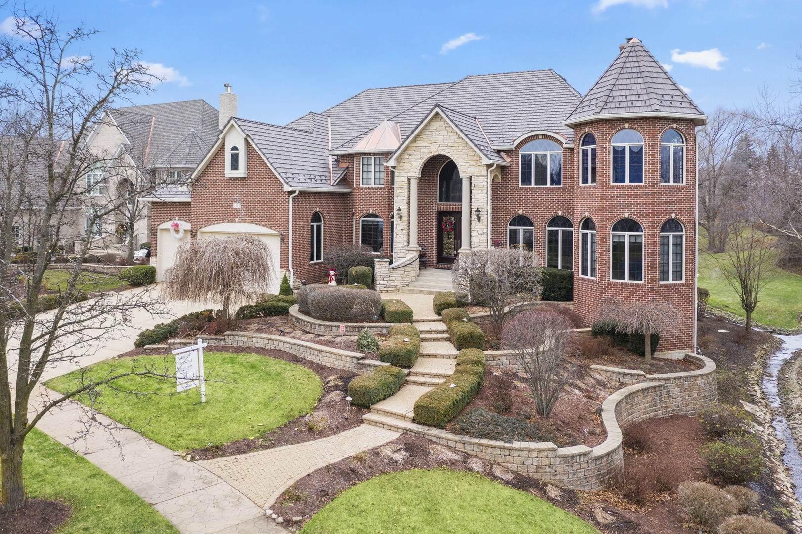 103 Settlers Drive, Naperville, IL 60565 (MLS #10737171) :: John Lyons Real Estate