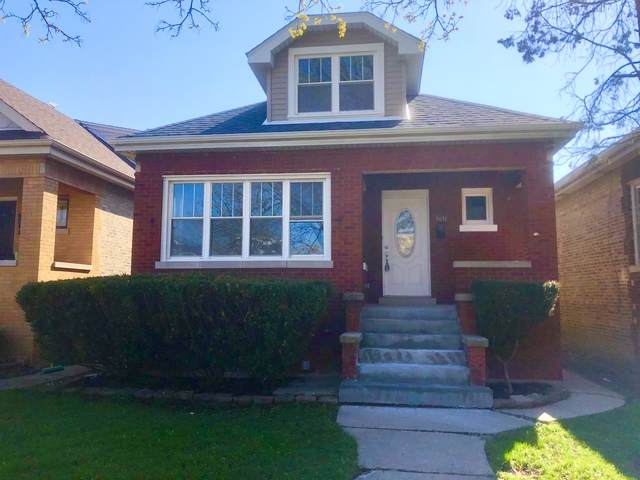 3037 N Major Avenue, Chicago, IL 60634 (MLS #10737185) :: Property Consultants Realty
