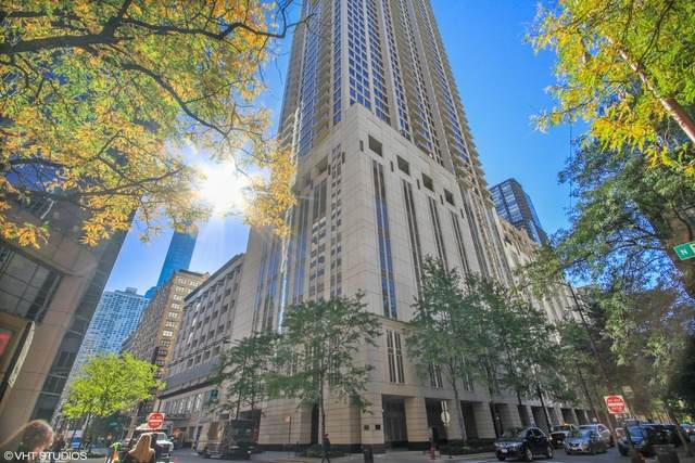 55 E Erie Street #4804, Chicago, IL 60611 (MLS #10737237) :: Property Consultants Realty