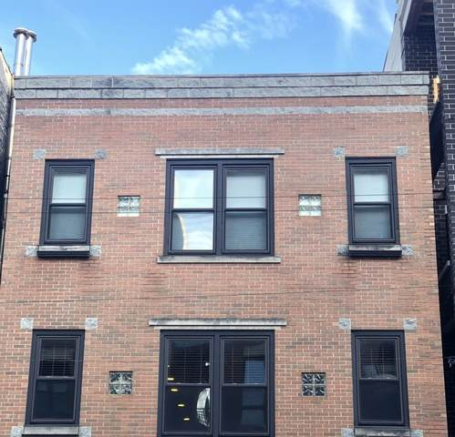 2707 N Halsted Street #3, Chicago, IL 60614 (MLS #10737279) :: Property Consultants Realty