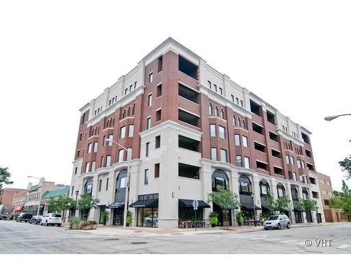 110 S Marion Street #305, Oak Park, IL 60302 (MLS #10737283) :: Century 21 Affiliated