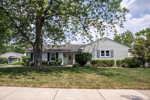1112 W Thomas Street, Arlington Heights, IL 60004 (MLS #10737298) :: Ryan Dallas Real Estate