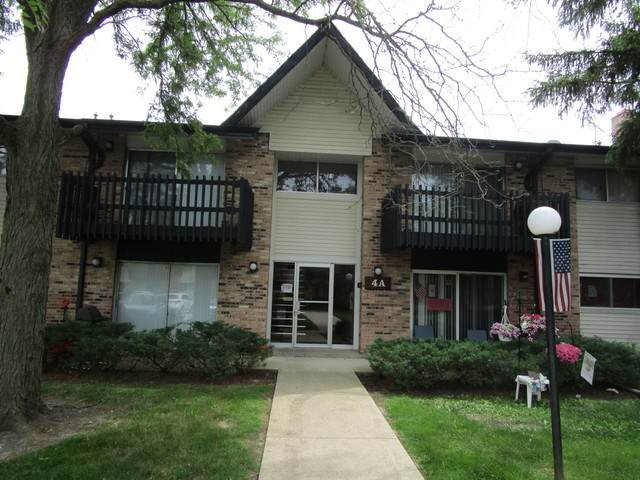 4A Kingery Quarter #203, Willowbrook, IL 60527 (MLS #10737431) :: John Lyons Real Estate