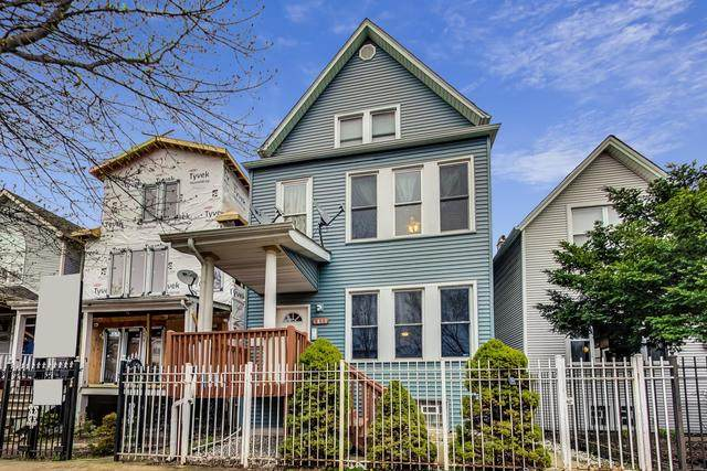 1819 N Francisco Avenue #3, Chicago, IL 60647 (MLS #10737497) :: The Wexler Group at Keller Williams Preferred Realty