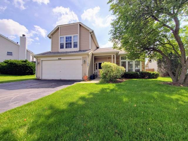 640 Orrington Court, Lake Zurich, IL 60047 (MLS #10737547) :: Ani Real Estate