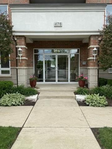 476 Alles Street #208, Des Plaines, IL 60016 (MLS #10737552) :: Helen Oliveri Real Estate