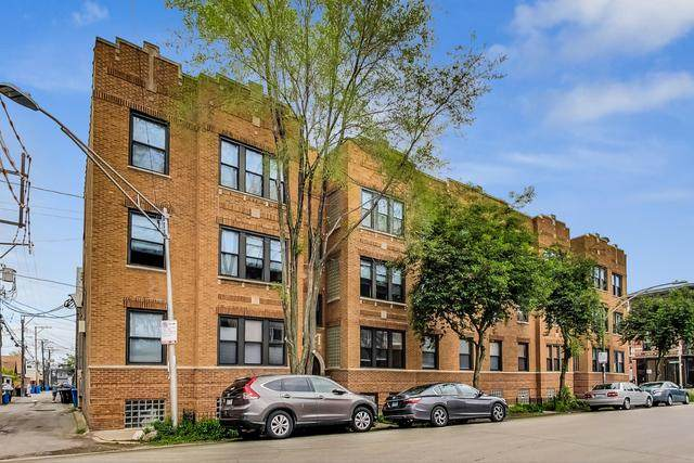 1003 N Campbell Avenue #1, Chicago, IL 60622 (MLS #10737554) :: Property Consultants Realty