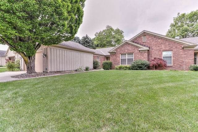 2205 Eagle Ridge Road #0, Champaign, IL 61820 (MLS #10737577) :: Touchstone Group