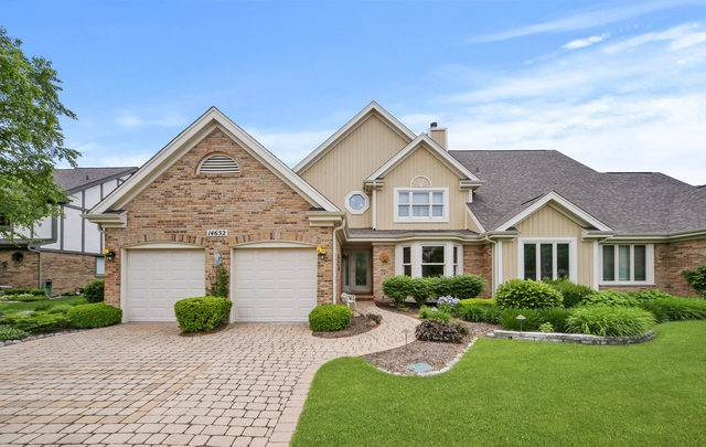 14652 Golf Road, Orland Park, IL 60462 (MLS #10737610) :: O'Neil Property Group