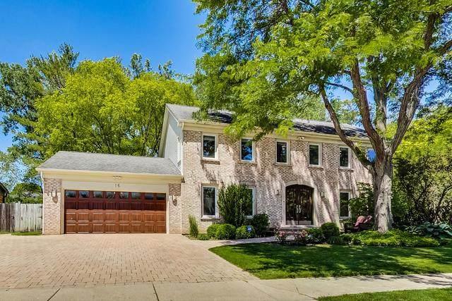16 W Saint Andrews Lane, Deerfield, IL 60015 (MLS #10737632) :: Property Consultants Realty