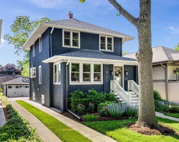 825 Woodbine Avenue, Oak Park, IL 60302 (MLS #10737643) :: Century 21 Affiliated