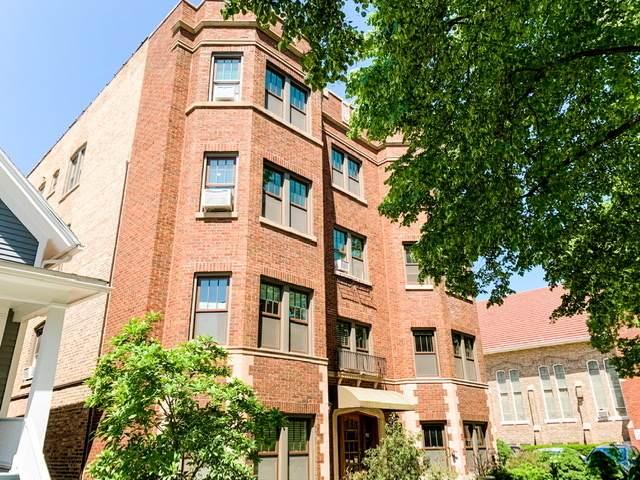 1112 Ontario Street 3E, Oak Park, IL 60302 (MLS #10737649) :: Century 21 Affiliated
