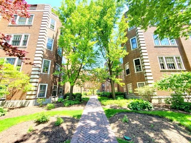 216 S Maple Avenue #35, Oak Park, IL 60302 (MLS #10737720) :: Century 21 Affiliated