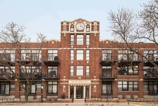 2300 W Wabansia Avenue #319, Chicago, IL 60647 (MLS #10737807) :: Property Consultants Realty